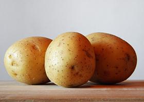 1. 감자전