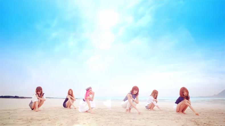 1. 에이핑크 'Remember' MV와 재킷 이미지를 촬영한 장소가 아닌 것은?