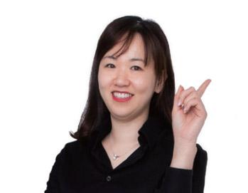 Business Development 팀 김은지 상무