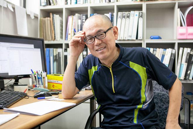 해부학 교수 겸 만화가 정민석
