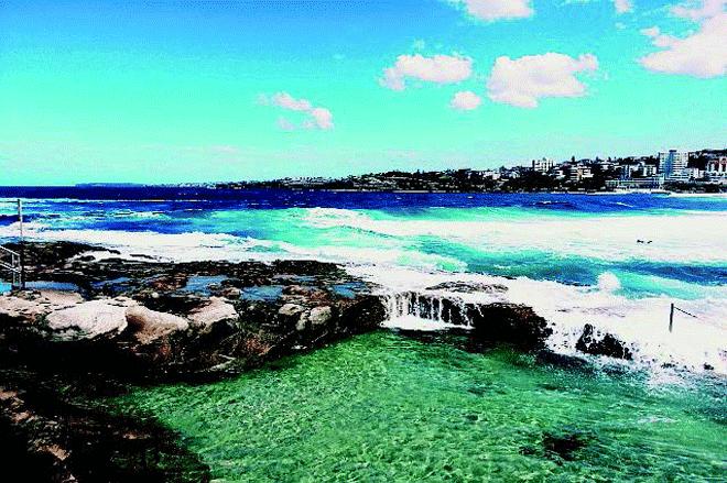 호주의 아름다운 바다는 겉으론 안전해 보여도 위험한 경우가 많다.