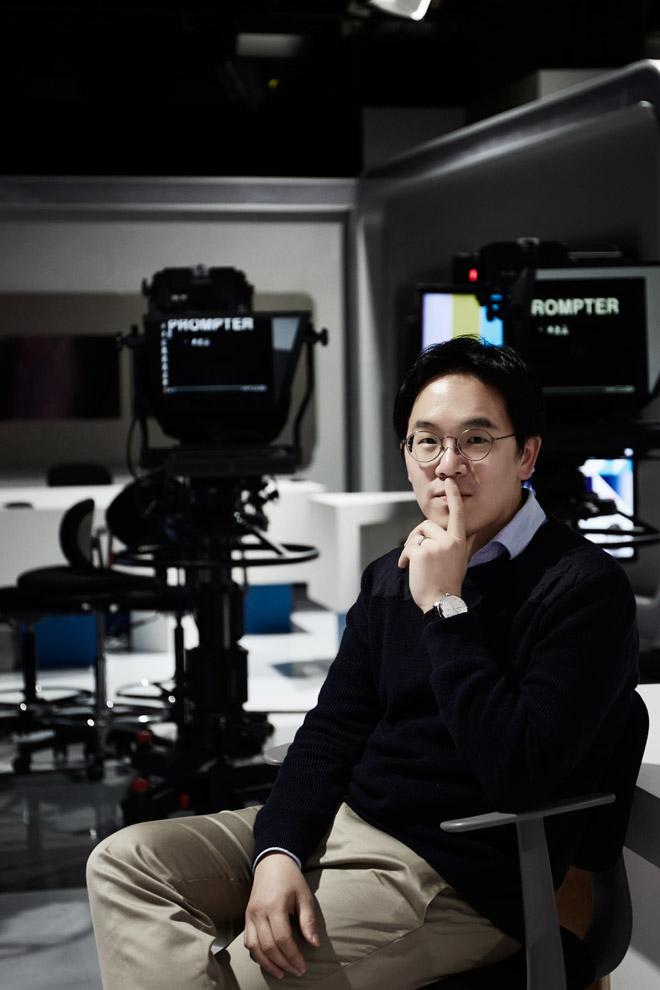 JTBC <뉴스룸> 김필규 기자