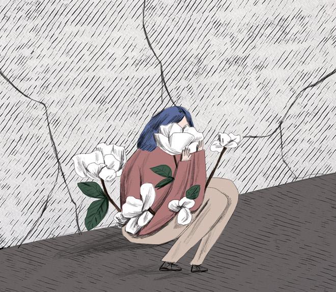 세상에 편히 울 수 있는 곳이, 사람이, 많으면 많을수록 우리 마음은 덜 병들고 덜 아프게 될 테니까.