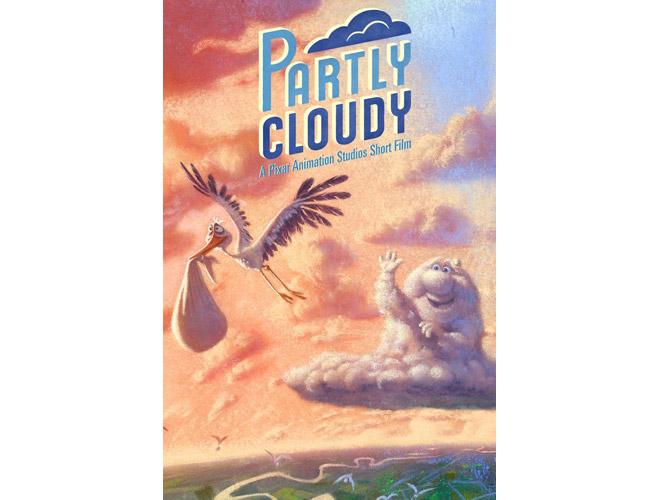 애니메이션 〈구름 조금(Partly Cloudy)〉