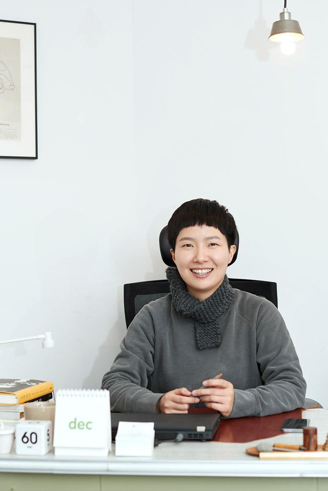 카피라이터 김하나